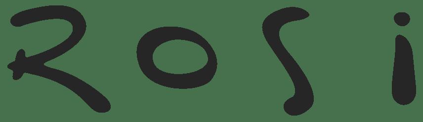 rosigrafik, grafické studio, logo