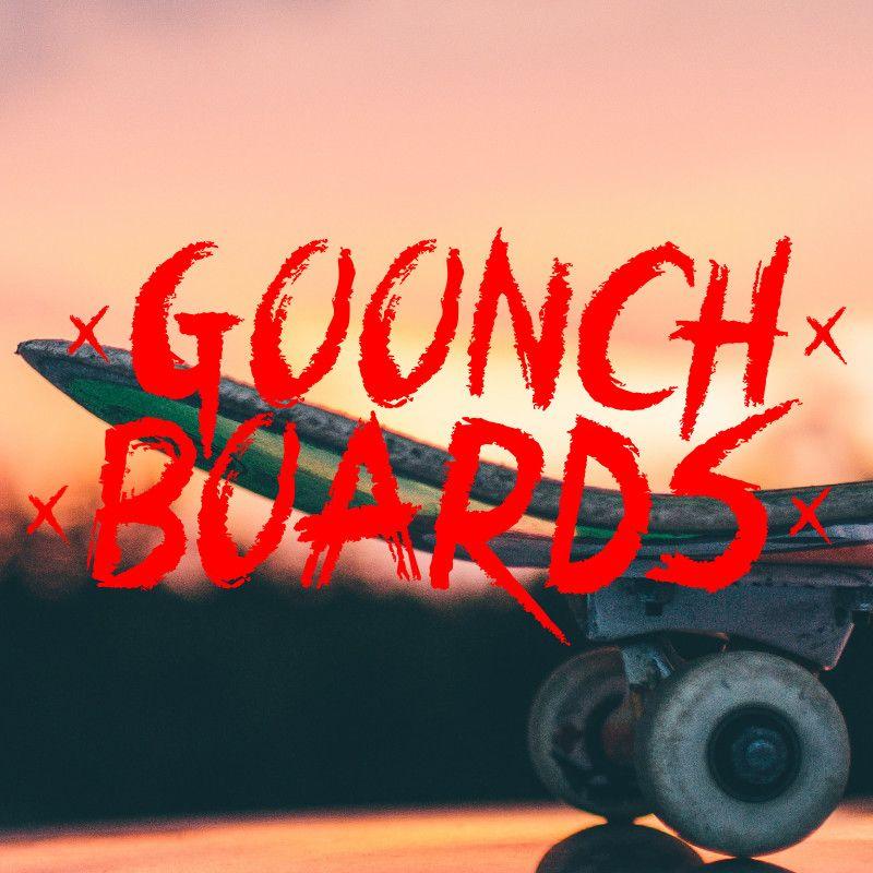 Rosigrafik- Ilustrace a kresba Goonch Boards